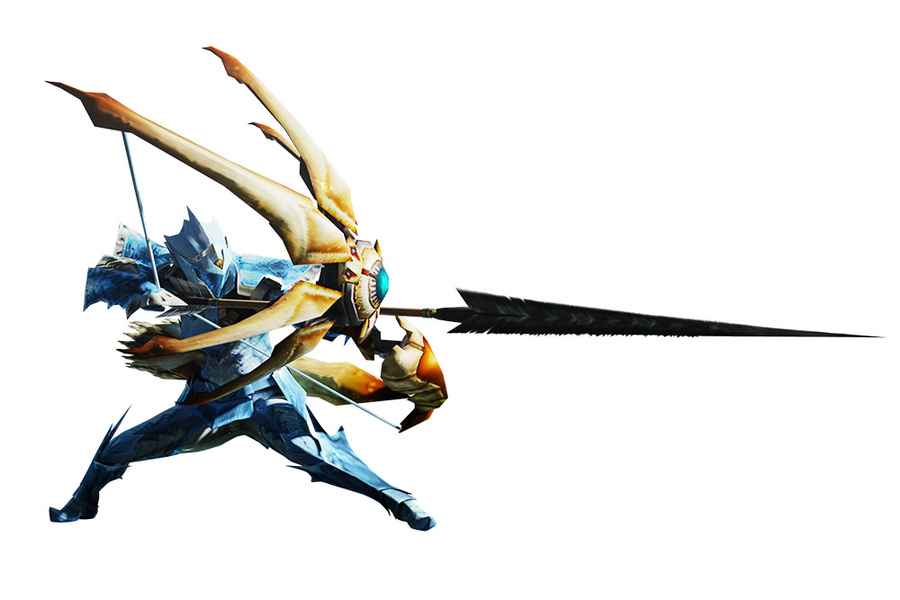 Monster Hunter 4 Ultimate Concept Art