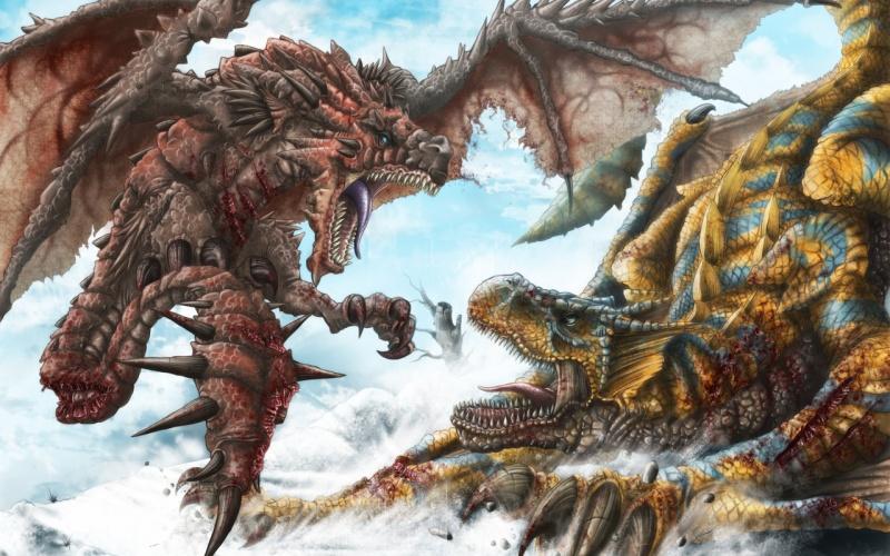 Скачать Игру Monster Hunter Freedom Unite - фото 8
