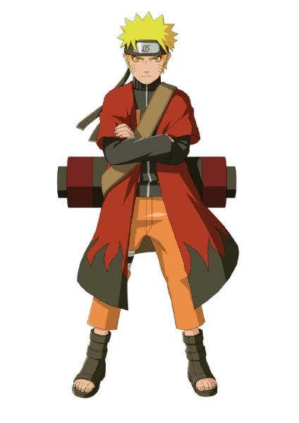 Naruto Shippuden Ultimate Ninja Storm 2 Concept Art