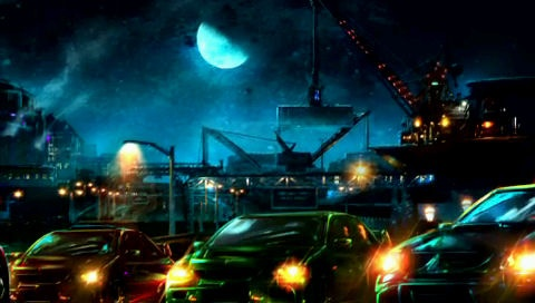 Need For Speed Carbon Own The City Concept Art