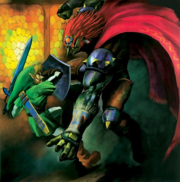 The Legend of Zelda Ocarina of Time Vol 1 Akira