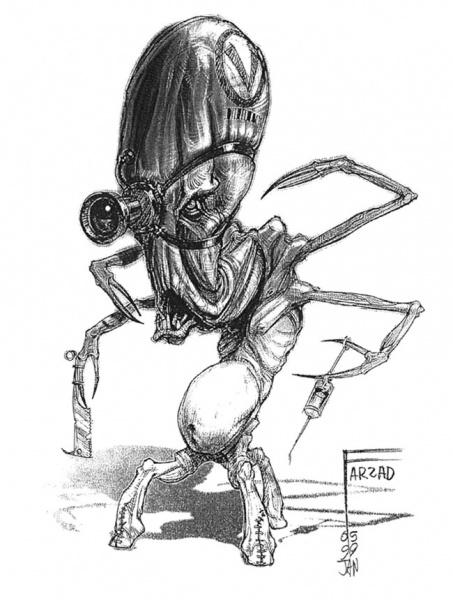 Oddworld Munch S Oddysee Concept Art