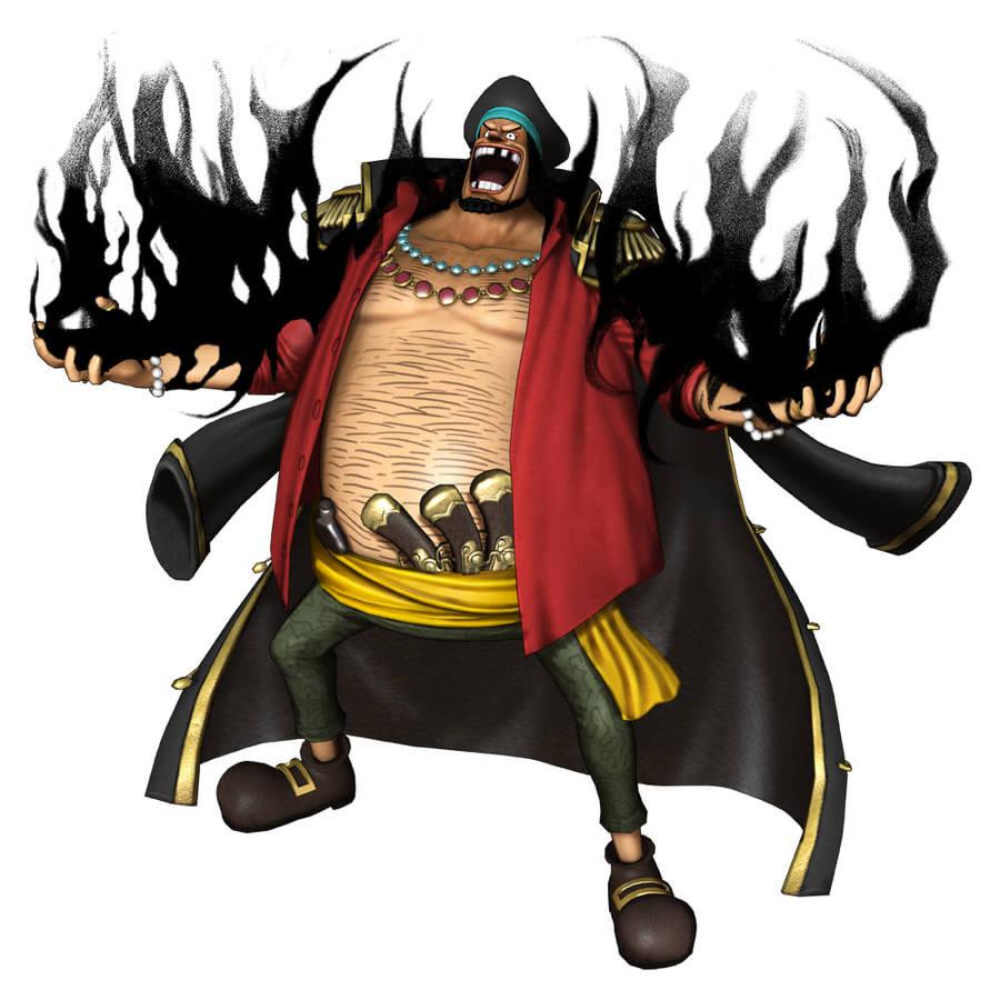 Marshall D Teach Pirate Warriors: One Piece: Pirate Warriors 3 Concept Art