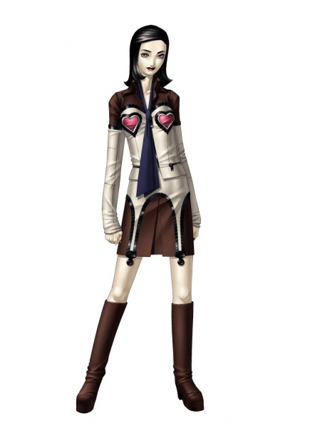 Persona 2 Eternal Punishment Concept Art