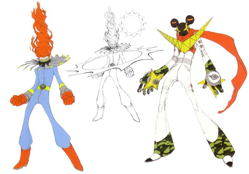 Persona 4 Concept Art - Neoseeker