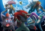 Zoroark Movie Artwork