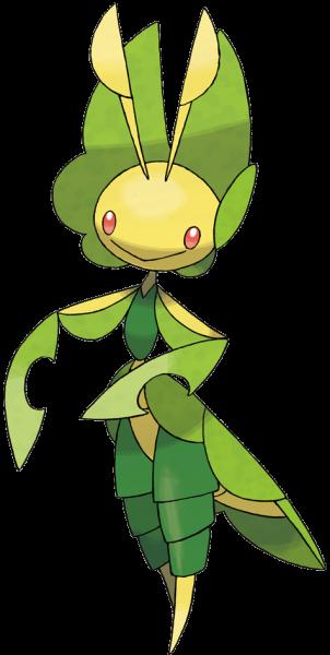 took this Pokemon beca...