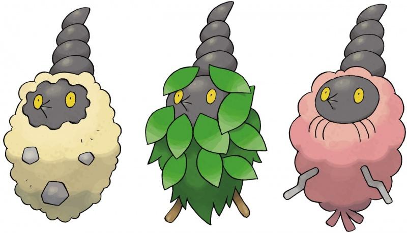 dunsparce-evolution