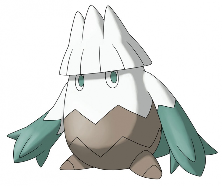 Snover Pokemon Of The Week Images | Pokemon Images