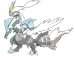 Kyurem White Form
