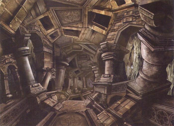 Insane Ruins