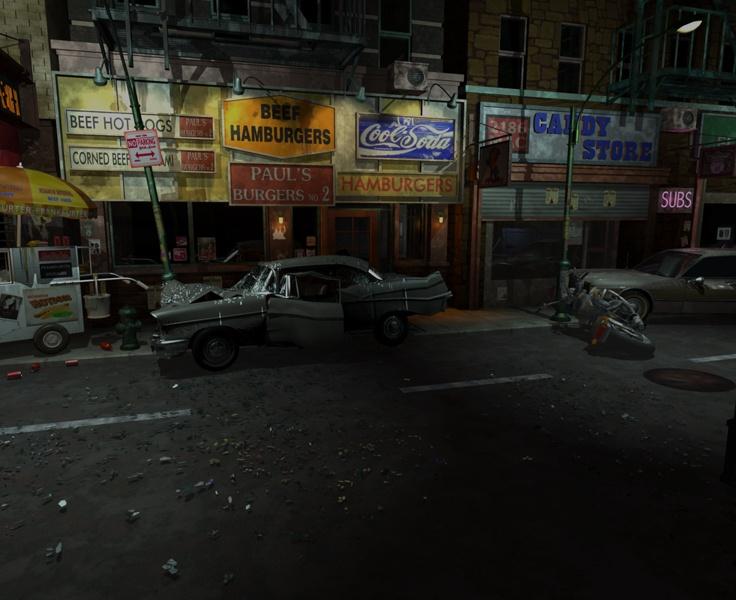 Resident Evil 2 Concept Art