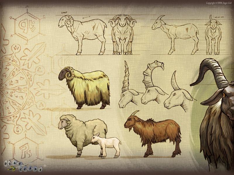 Farmy a pole Runescape_conceptart_48rIB
