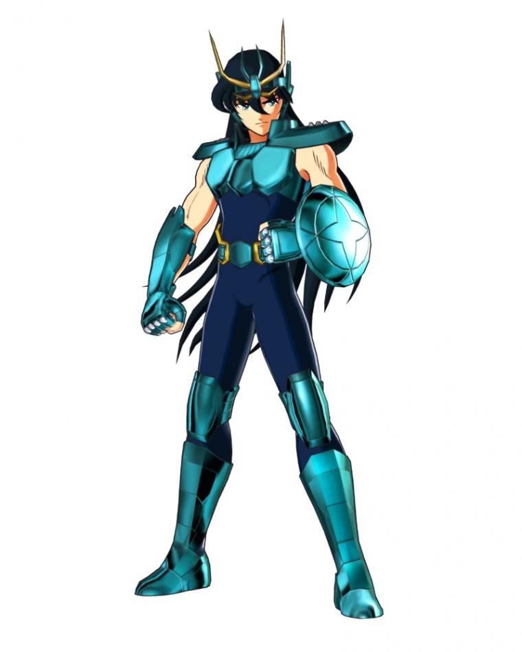Saint Seiya: Brave Soldiers Concept Art - Neoseeker