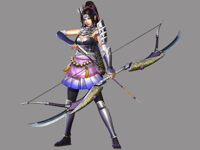 Samurai Warriors 3 Concept Art Neoseeker