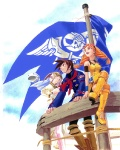 Skies of Arcadia Concept art