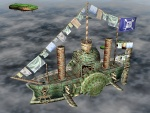 Ironclad - Skies of Arcadia Concept art