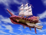 Primrose - Skies of Arcadia Concept art