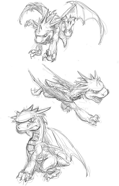 Skylanders Spyro S Adventure Concept Art