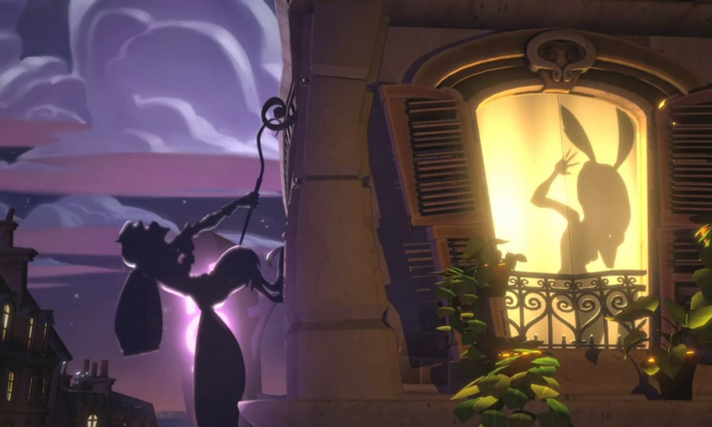 Use Policy >> Sly Cooper: Thieves in Time Concept Art