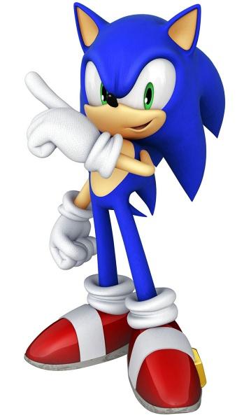 Sonic Amp All Stars Racing Transformed Concept Art