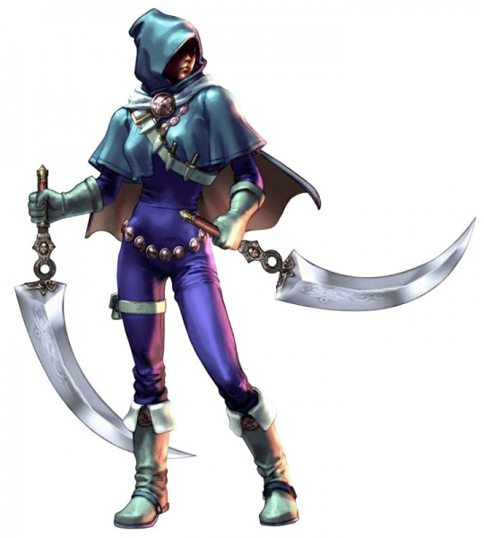 Warriors Orochi 4 Soul Calibur: SoulCalibur III Concept Art