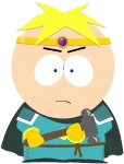 Butters - South Park: The Stick of Truth Concept art