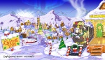 Christmas Town - South Park: The Stick of Truth Concept art