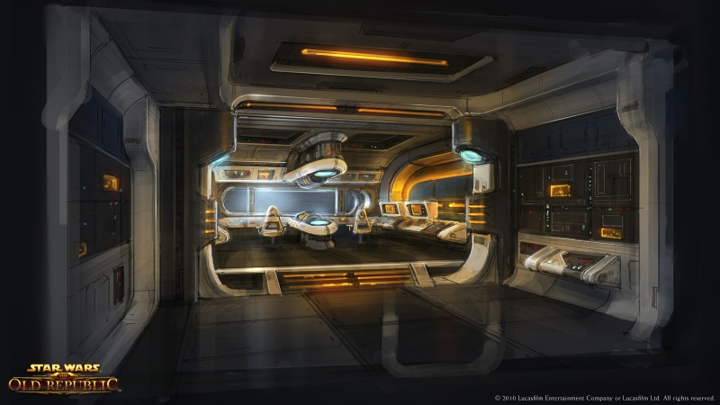 Star wars the old republic concept art