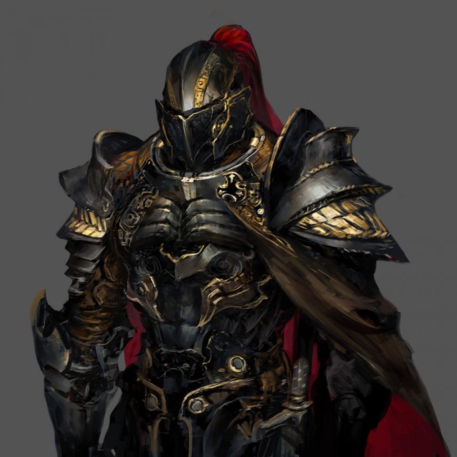 Stranger Of Sword City Concept Art