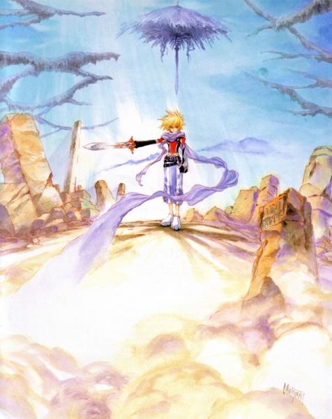 Tales of Destiny 2 (Import) Concept Art