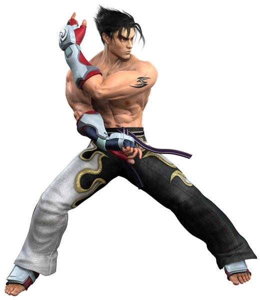 Tekken 5 Concept Art