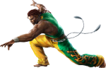 Eddy Gordo - Tekken Tag Tournament 2 Concept art