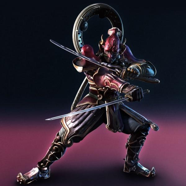 Tekken Tag Tournament 2 Concept Art Neoseeker