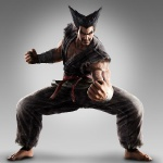 Heihachi Mishima - Tekken Tag Tournament 2 Concept art