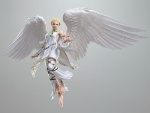 Angel - Tekken Tag Tournament 2 Concept art