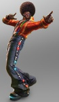 Tiger - Tekken Tag Tournament 2 Concept art