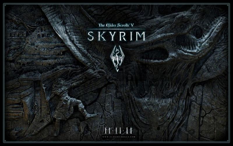 elder scrolls skyrim map. Elder Scrolls Skyrim.