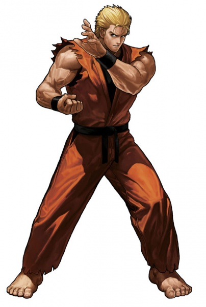 The King Of Fighters Xiii Concept Art Neoseeker