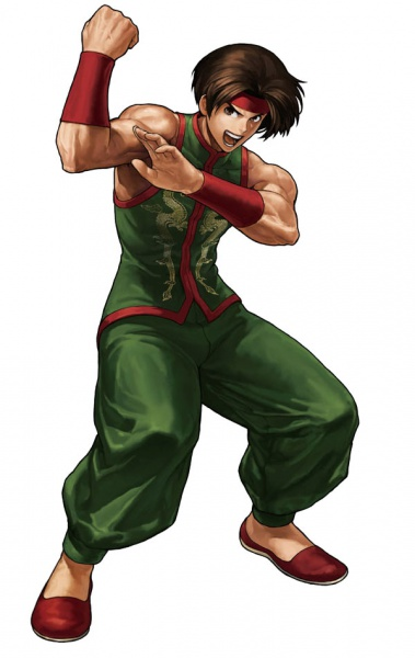 The King Of Fighters Xiii Concept Art