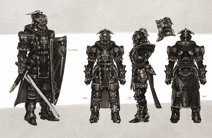 Fallout 4 Character Design Tips : The last story concept art
