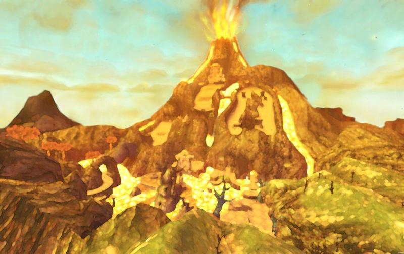 The Legend Of Zelda Skyward Sword Concept Art Neoseeker