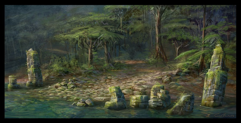 Uncharted Drake S Fortune Concept Art Neoseeker