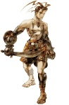 Ashley Riot - Vagrant Story Concept art