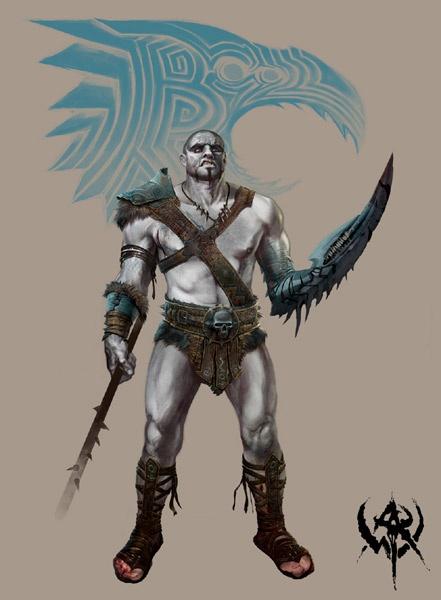 Warhammer Online Age Of Reckoning Concept Art