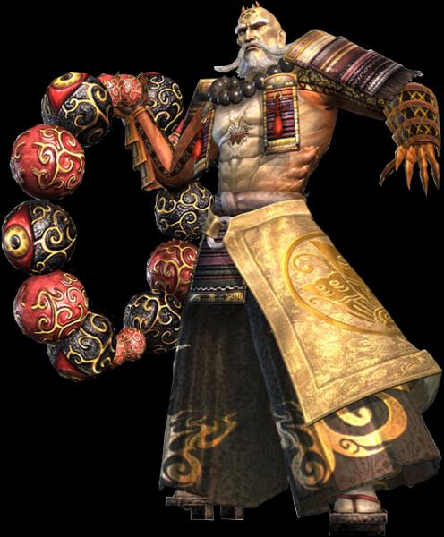 Warriors Orochi 2 Psp Review: Warriors Orochi 2 Concept Art