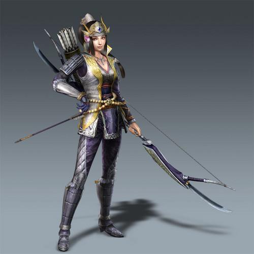 Warriors Orochi 3 Concept Art