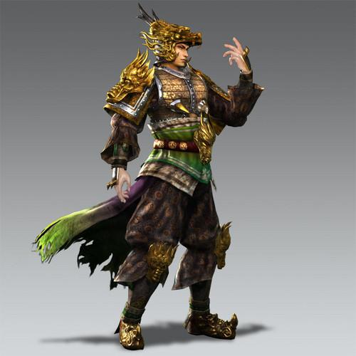 Warriors Orochi 3: Warriors Orochi 3 Concept Art