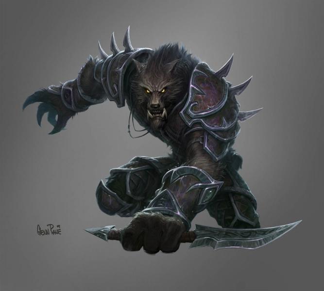 World Of Warcraft Cataclysm Concept Art