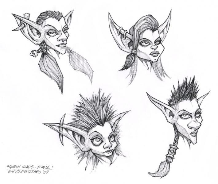 world of warcraft cataclysm goblin. Goblin Famles - World of